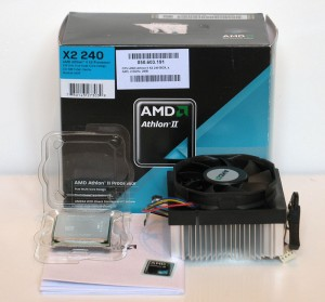 AMD Athlon II X2 240 India